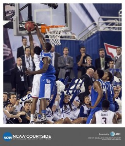 Taponazo de Kentucky en la final de la NCAA