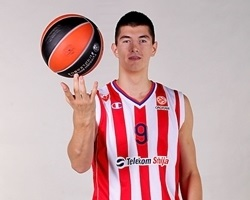 Luka Mitrovic. Euroleague.net